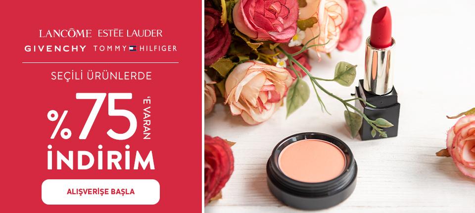 Lancôme, Bobbi Brow , Clinique - Seçili Kozmetik Ürünlerinde  %60'a Varan İndirim
