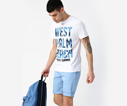 Erkek Şort&Tshirt