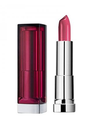 Maybelline Color Sensational Creamy Matte 162 Feel Pink Ruj