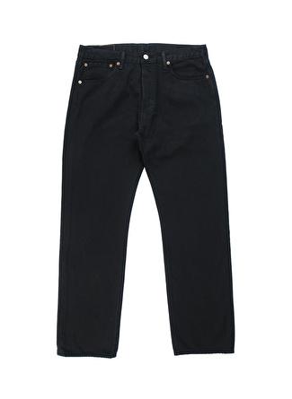 Levi's 501 Original Black 80701 Denim Pantolon