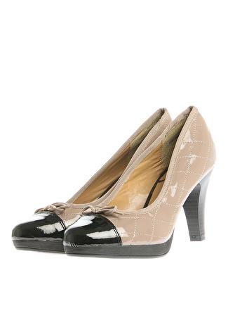 Canzone Vizon Topuklu Ayakkabı