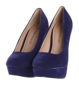 VES DERİ Topuklu Ayakkabı