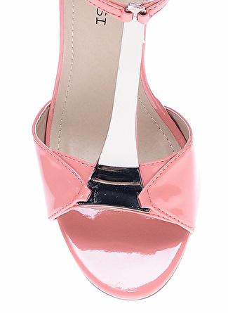VES DERİ Siyah Topuklu Ayakkabı