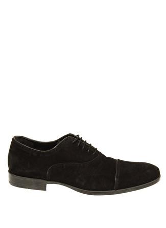 Bruno Ferrini Siyah Klasik Ayakkabı