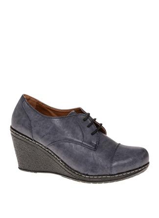Limon Company Lacivert Yürüyüş Ayakkabısı