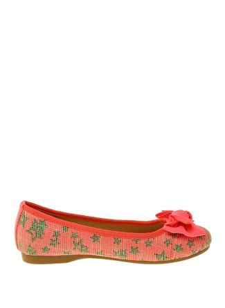 Pink Step Fuşya Günlük Ayakkabı