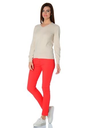 Loox Kırmızı Pantolon