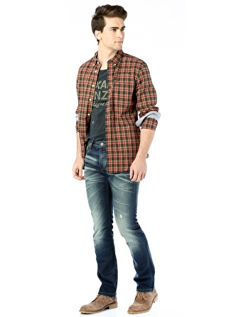 Jack & Jones Clark Original 591-T Denim Pantolon