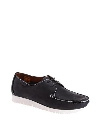 Cotton Bar Lacivert Günlük Ayakkabı