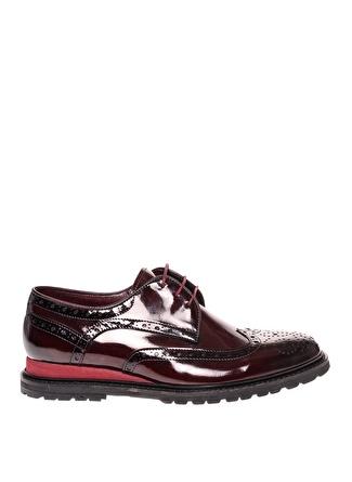 Cotton Bar Deri Günlük Ayakkabı