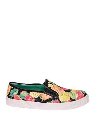 Limon Company Siyah Koşu Ayakkabısı