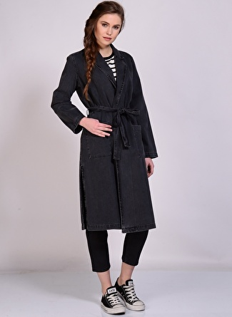 BLACK PEPPER Siyah Ceket