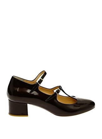 Beymen Studio Bordo Topuklu Ayakkabı