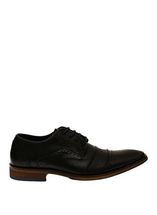 Dune Siyah Klasik Ayakkabı