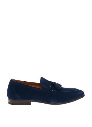 Dune Lacivert Klasik Ayakkabı
