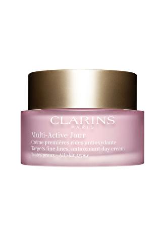Clarins Multi Active Day Cream All Skin Types Nemlendirici