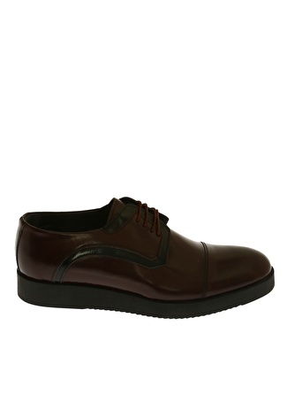 Limon Company Bordo Klasik Ayakkabı