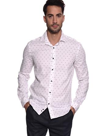 PENFORD Desenli Gömlek