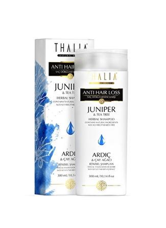 Thalia 300 ml Ardiç Ve Çay Ağaci Özlü Saç Dökülmesine Karşi Etkili Bakim Şampuan