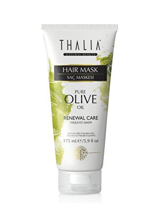 Thalia Organik 175 ml Zeytin Yağlı Saç Bakım Kürü