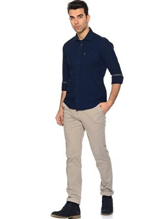 GEORGE HOGG Taş Klasik Pantolon