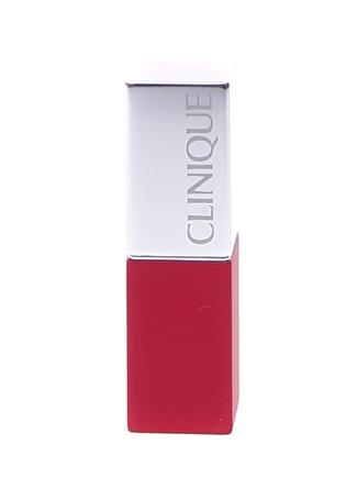 Clinique Pop Matte Lıp Colour-Grafıttı Pop Ruj