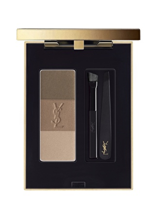 Yves Saint Laurent Couture Brow Palette No 01 Kaş Farı