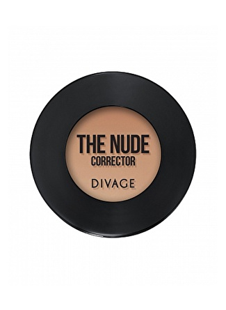 Divage Cream Concealer The Nude No03 Kapatıcı