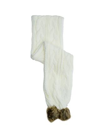 Vero Moda Beyaz Şal