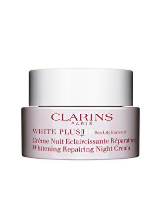 Clarins White Plus Brightening Revive Night Mask-Gel Nemlendirici