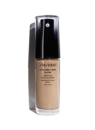Shiseido Smk Synchro Skin Glow Luminizing Fd Natural 4 Fondöten