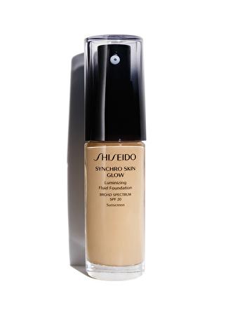 Shiseido Smk Synchro Skin Glow Luminizing Fd Golden 4 Fondöten