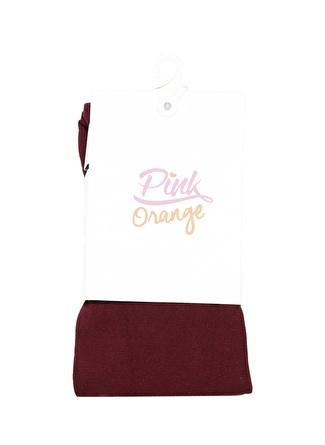 Pink&Orange Kız Çocuk Külotlu Çorap