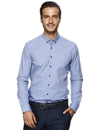 Fabrika Mavi Gömlek