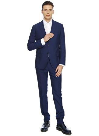 Network Lacivert Takım Elbise