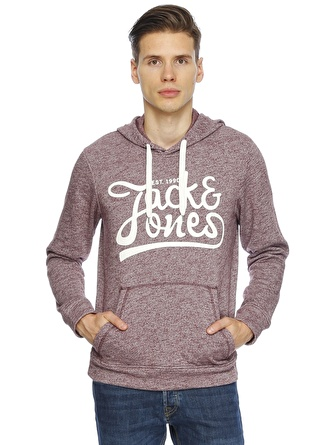 Jack & Jones Jorpanther Hood Sweatshırt