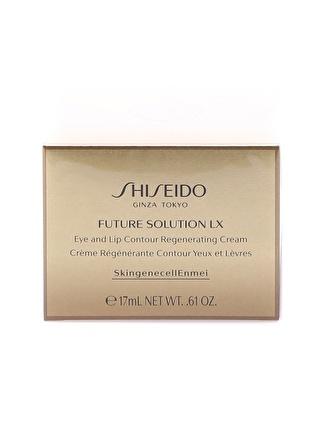 Shiseido Shiseido Future Solution Lx Eye&Lip Contour Regenerating 17 ml Göz Kremi