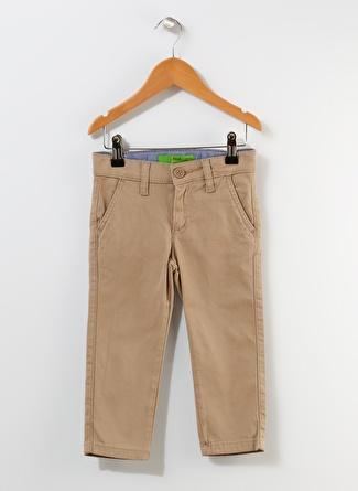 Limon Company Erkek Çocuk Bej Pantolon