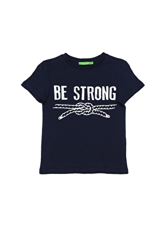 Limon Company Yazı Baskılı T-Shirt