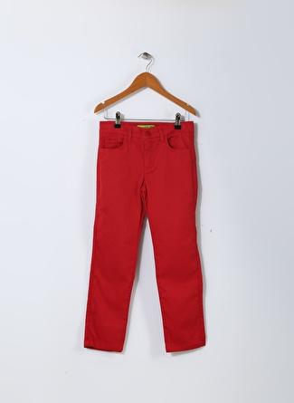 Limon Company Erkek Çocuk Kırmızı Pantolon