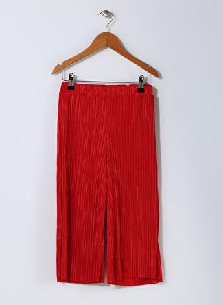 Limon Company Kız Çocuk Kırmızı Pantolon