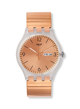 Swatch  Suok707a Rose Gold Saat
