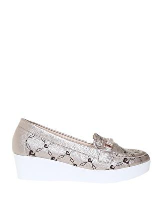 Pierre Cardin Kadın Topuklu Dolgu Tpklu Ayakkabi
