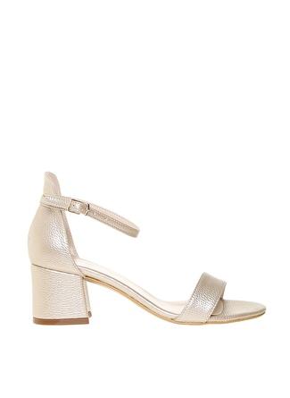 Pierre Cardin Kadın Kalın Topuklu Ayakkabı