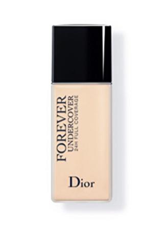 Christian Dior Forever Undercover 015 Tender Beige Fondöten