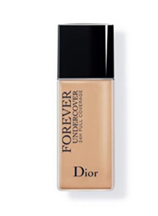 Christian Dior Forever Undercover 040 Honey Beige Fondöten