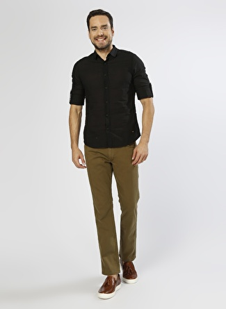 Lee & Wrangler Regular Straight Klasik Pantolon