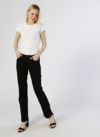 Loft Slim Fit Siyah Denim Pantolon