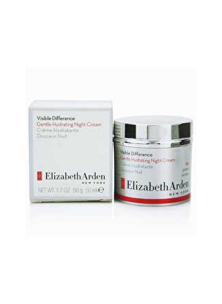 Elizabeth Arden Visible Difference Gentle Hydrating Night Cream Nemlendirici