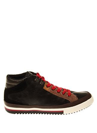 T-box Siyah Günlük Ayakkabı